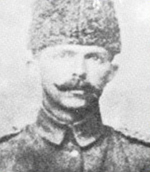 Photo: Hasan İzzet Pasha, the intitial commander of the third army