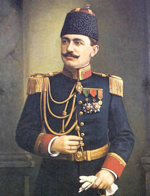 Photo: Hafız Hakkı Paşa (Commander of the 10th Corps)